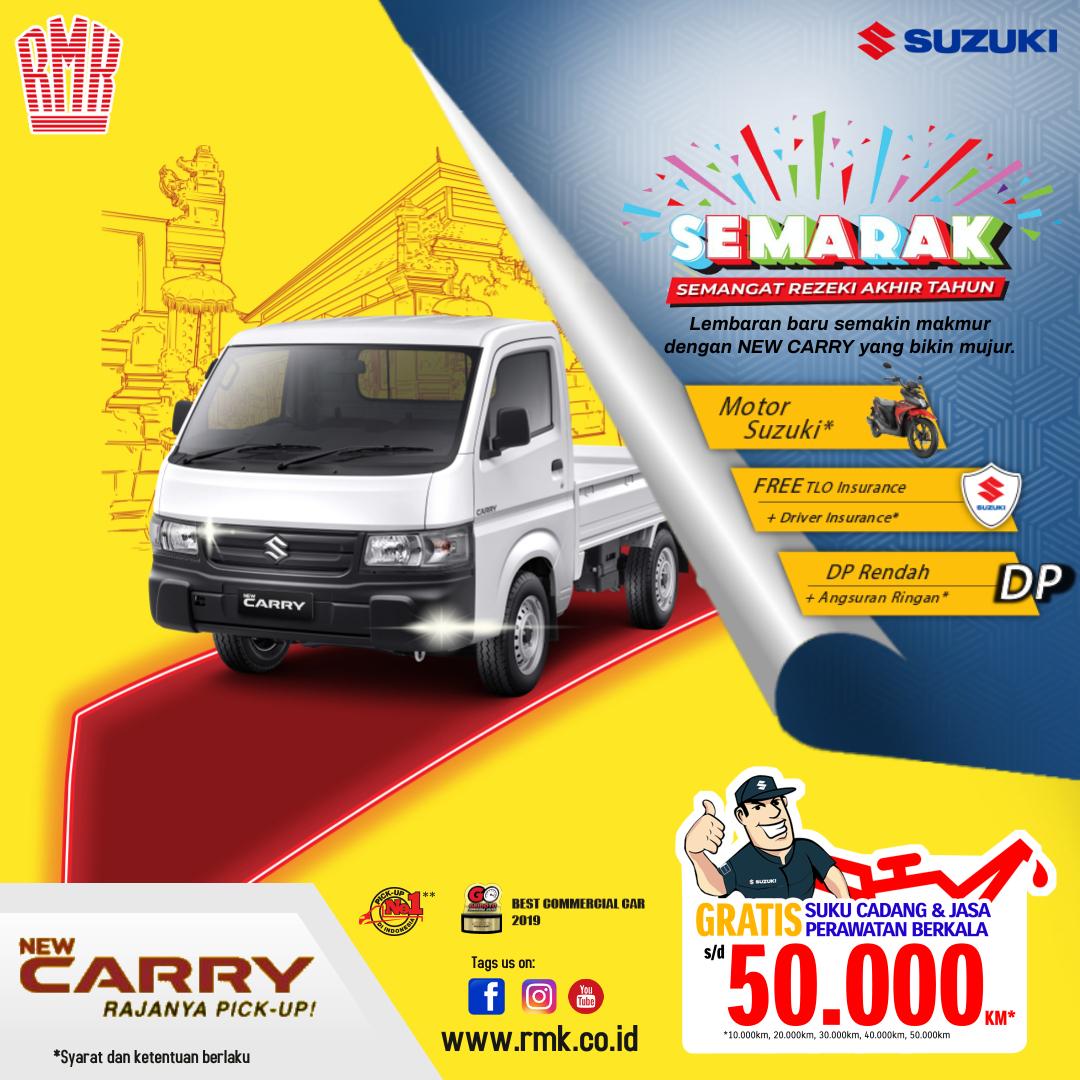 Semarak Suzuki Carry RMK Cilegon
